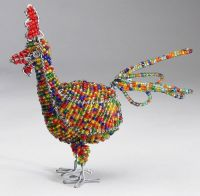 SM Bead and Wire Chicken