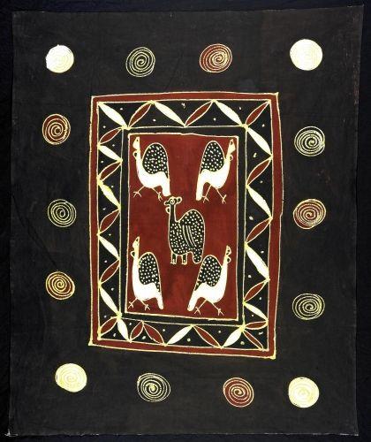 Zimbabwe Batik/Sadza Cloth
