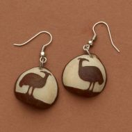 San Mok Nut Earrings