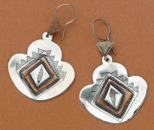 Tuareg Earrings